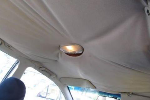 pegar techo coche despegado