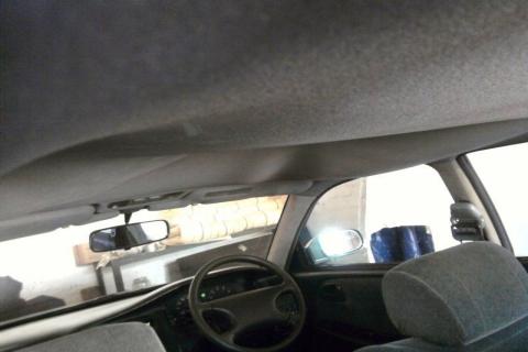 arreglar techo coche descolgado Barcelona