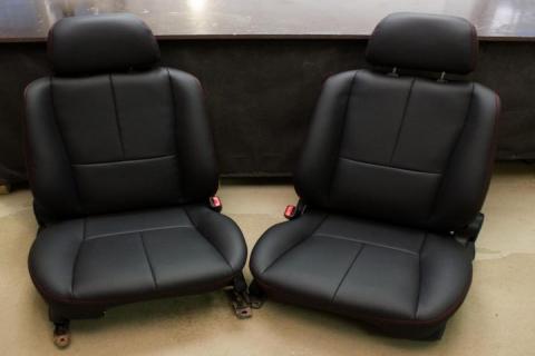 tapiceria de asientos de autos