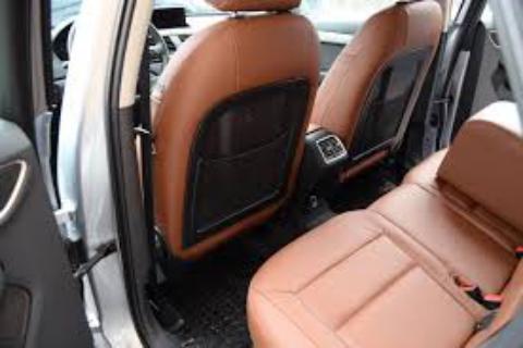tapizado de autos en piel