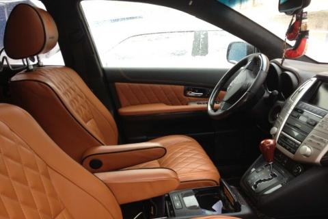 tapizar asientos coche cuero