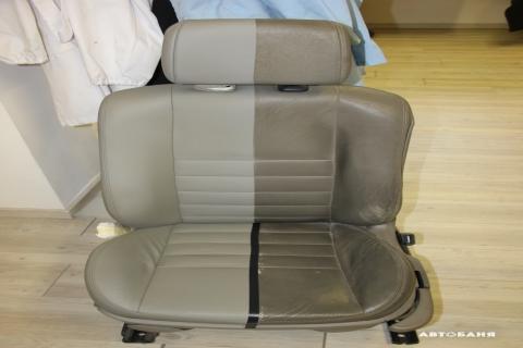 como reparar asientos de cuero